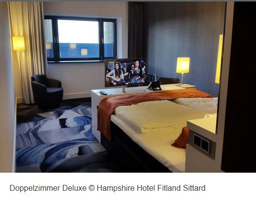 Hampshire Fitland Sittard Deluxe Doppelzimmer