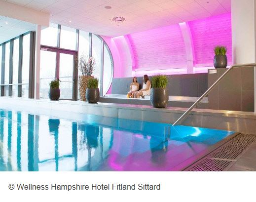 Hampshire Hotel Fitland Sittard Pool