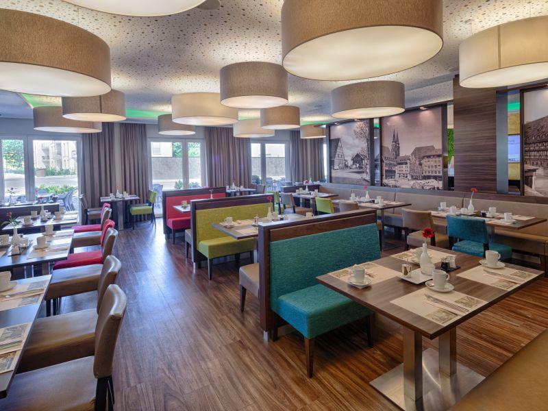 Hotel Bomonti Nuernberg Restaurant