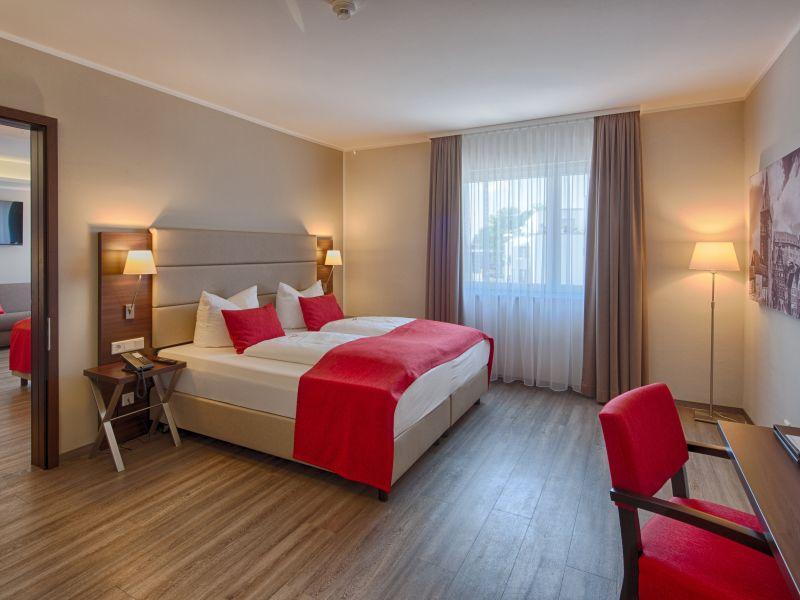 Hotel Bomonti Nuernberg Zimmer