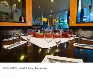 Ghotel Hotel Hannover Resaurant