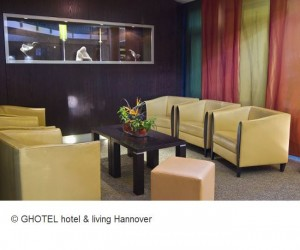 Ghotel Hotel Hannover Sitzecke