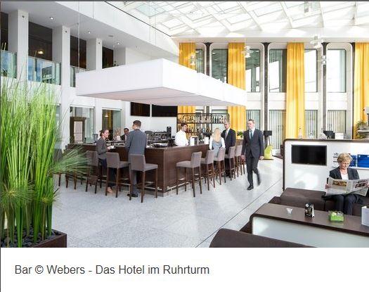 Hotel Webers Ruhrturm