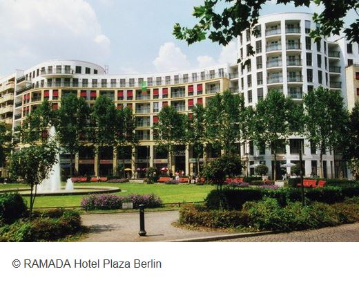 Ramada Hotel Plaza Berlin