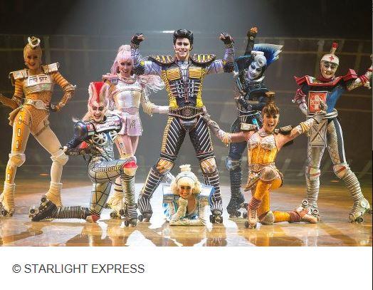 Starlight Express Darsteller