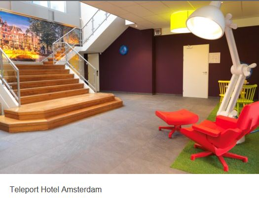 Teleport Hotel Amsterdam