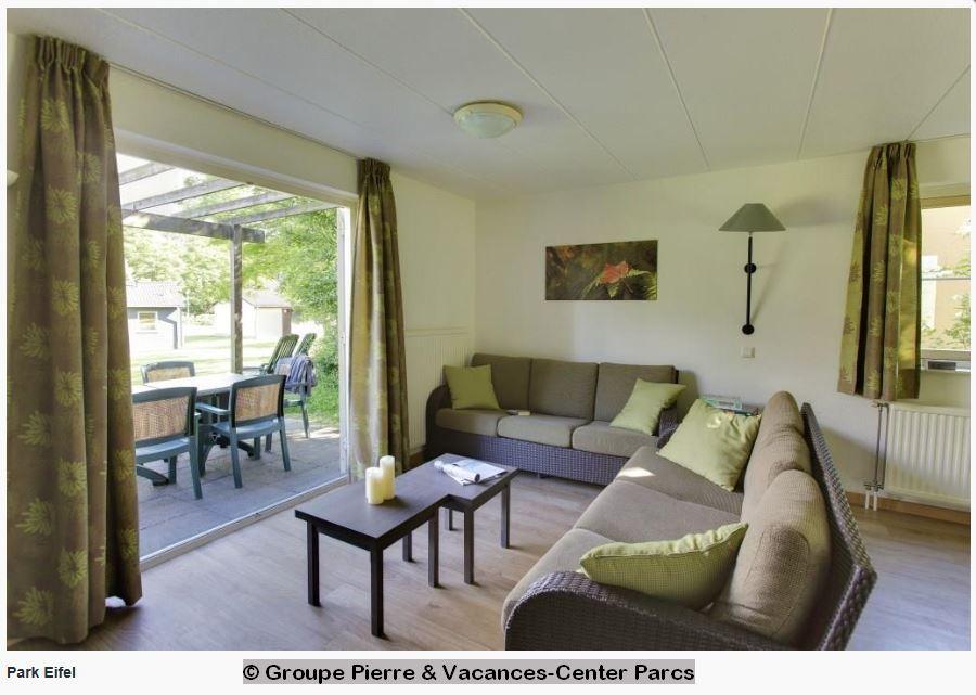 Center Parcs Eifel Wohnung