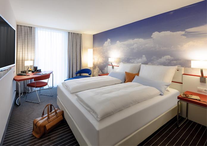 Comfort-Hotel Friedrichshafen Zimmer