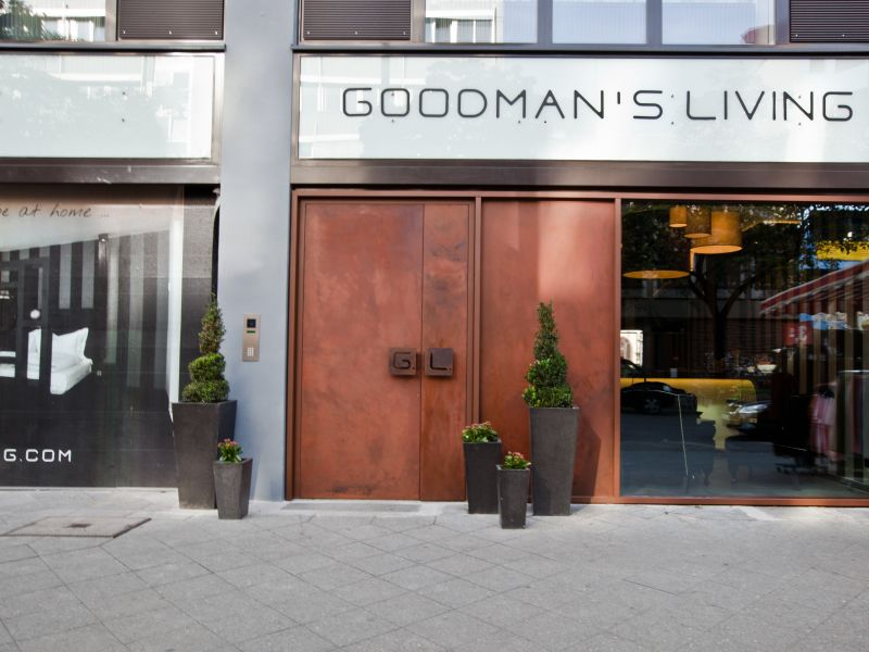 Goodmans-Living-Apartments Berlin Aussenansicht