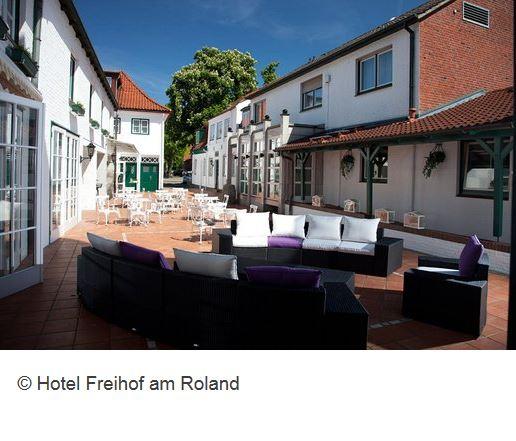 Hotel Freihof Roland Wedel Aussen