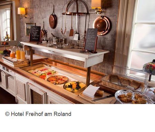 Hotel Freihof Roland Wedel Restaurant