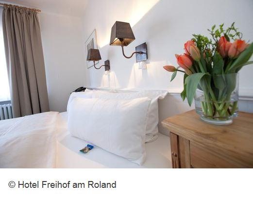 Hotel Freihof Roland Wedel Zimmer