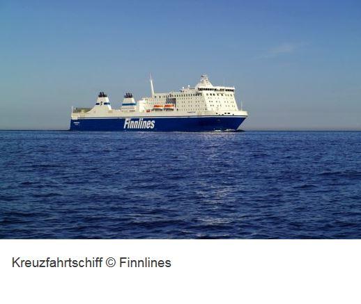 Kreuzfahrt Schiff Finnlines