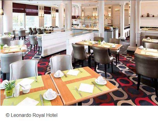 Leonardo Royal Frankfurt Frühstück