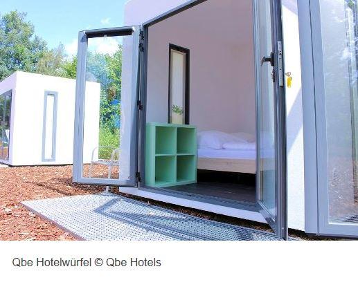 Qbe Hoteltwuerfel Berlin