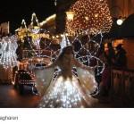 Slagharen Freizeitpark Weihnachten mit Parade