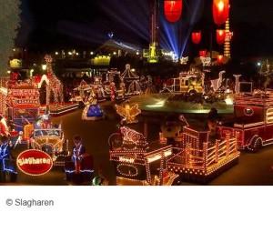 Slagharen Freizeitpark Weihnachten