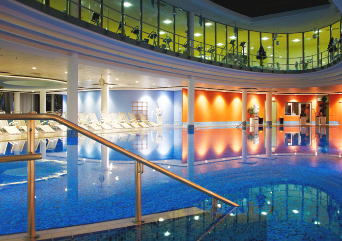 Centrovital Berlin Wellness Pool