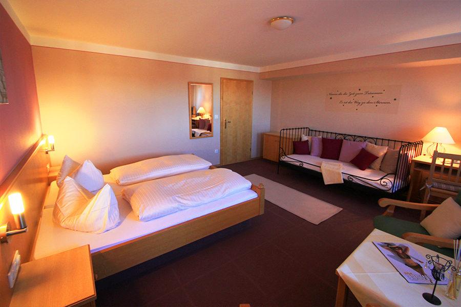Chiemsee Hotel Kern Zimmer Halfing