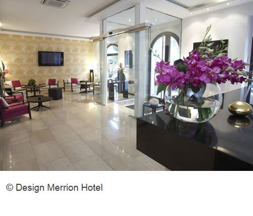 Design-Merrion-Hotel-Prag-Empfang