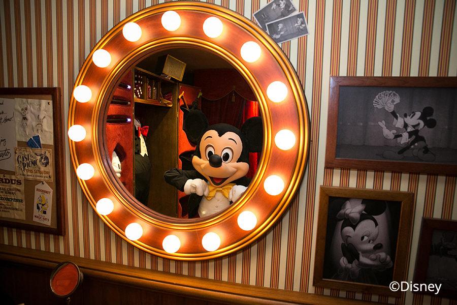 Disneyland Paris Mickey Maus