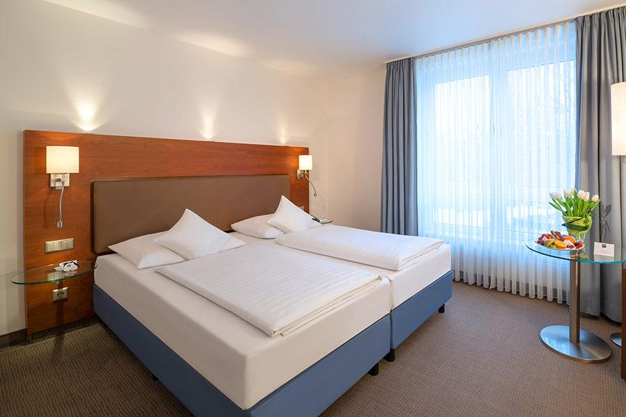 Dorint Hotel Airport Muenchen Zimmer