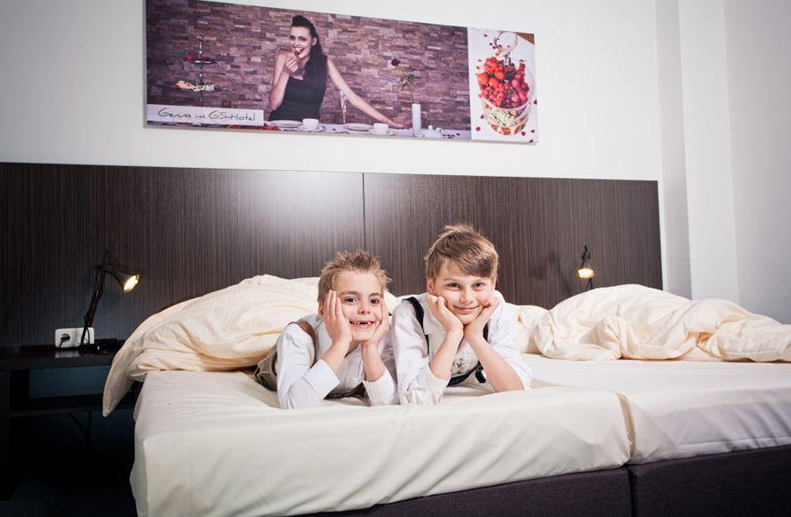 GS Hotel Muenchen Zimmer