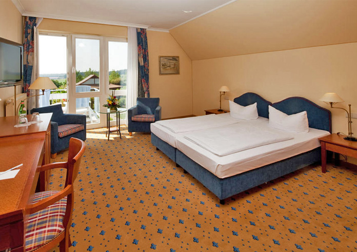 Golf Wellness Hotel Balmer See Doppelzimmer