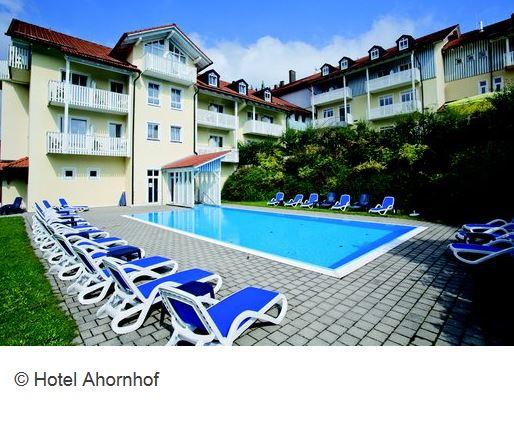 Hotel-Ahornhof Lindberg Pool