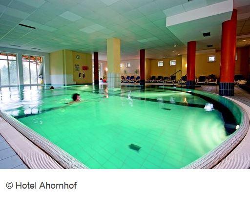 Hotel-Ahornhof Lindberg Schwimmbad