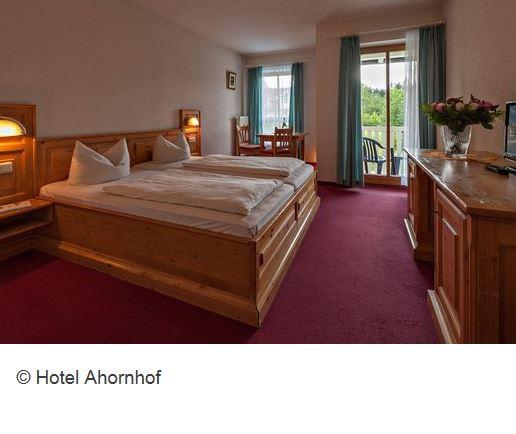 Hotel-Ahornhof Lindberg Zimmer