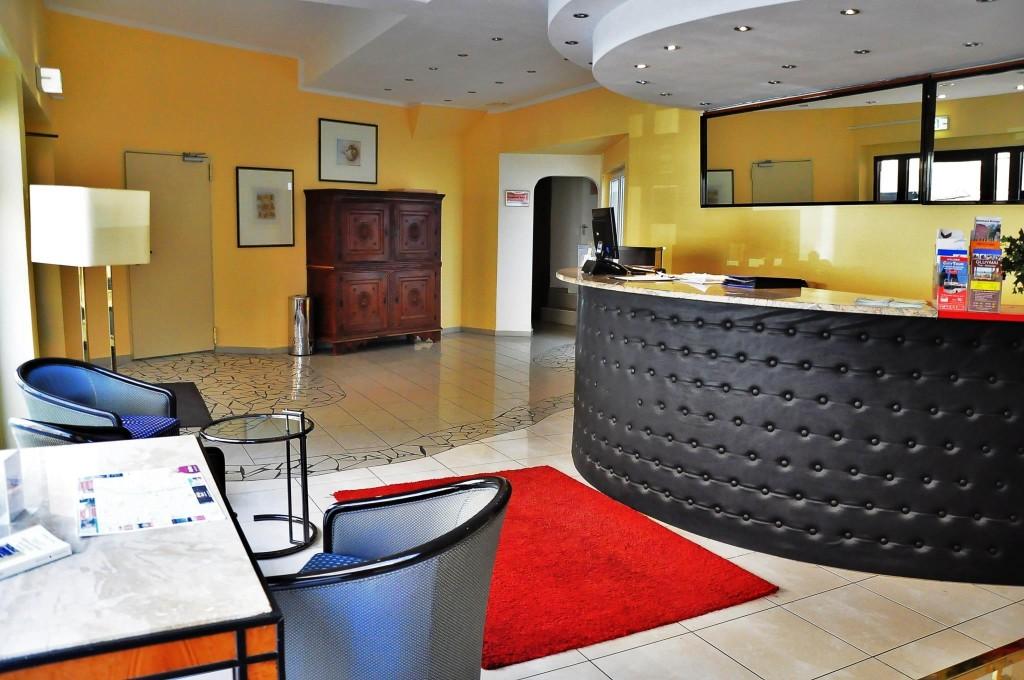 Hotel CityInn Lobby Koeln