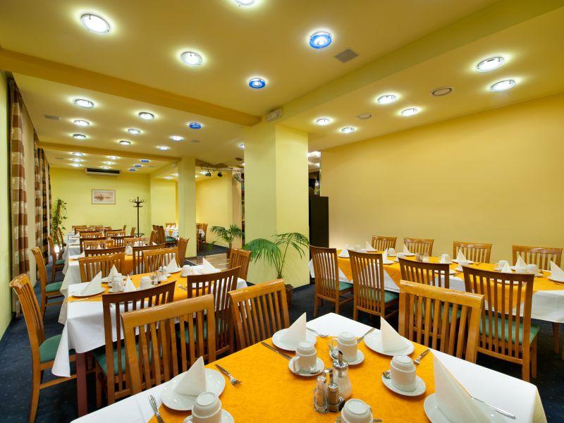 Hotel Henrietta Prag-Frühstüeck