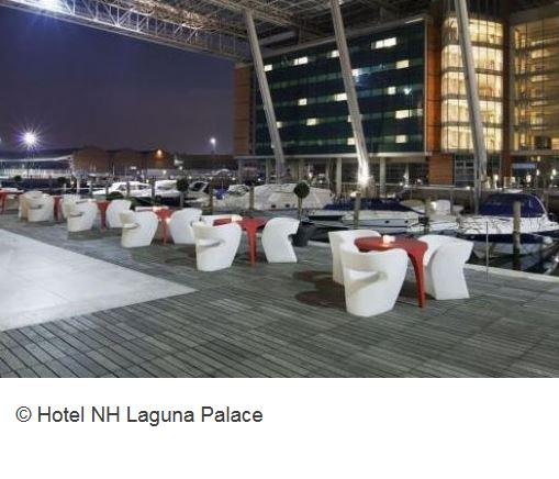 NH Laguna Palace Venedig