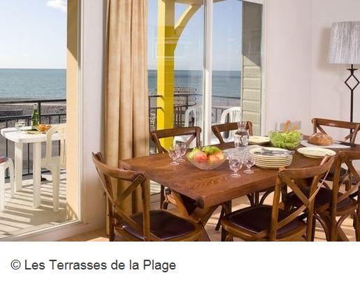 Residence Les Terrasses Plage