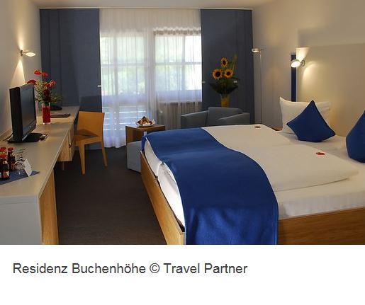 Residenz Buchenhoehe Bertechsgaden Zimmer