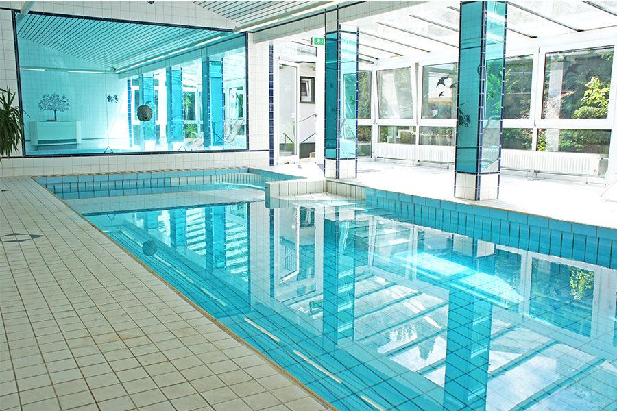 Waldhotel Soodener Hof Schwimmbad