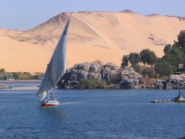 Nilkreuzfahrt Assuan