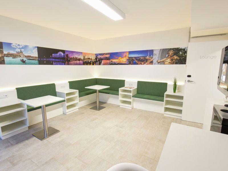 Aparthotel Smart Apart-Living Wien Lounge