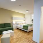 Aparthotel Smart Apart-Living Wien Zimmer