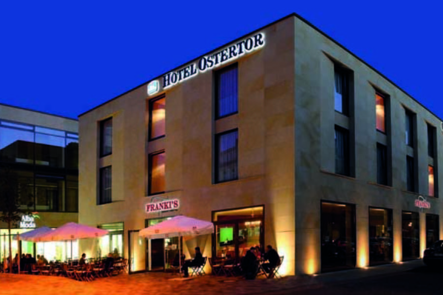 BEST WESTERN PLUS Ostertor Aussenansicht