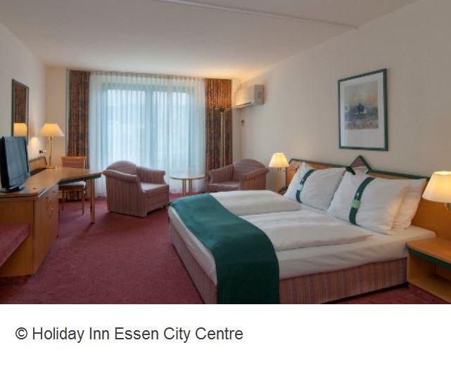 Holiday Inn Essen Zimmer