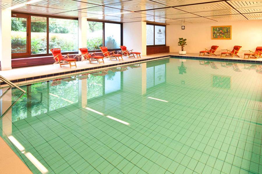 MARITIM Hotel Gelsenkirchen Schwimmbad