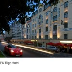 PK Hotel Riga Aussenansicht