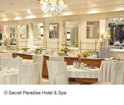 Secret Paradise Halkidiki Hotel Restaurant
