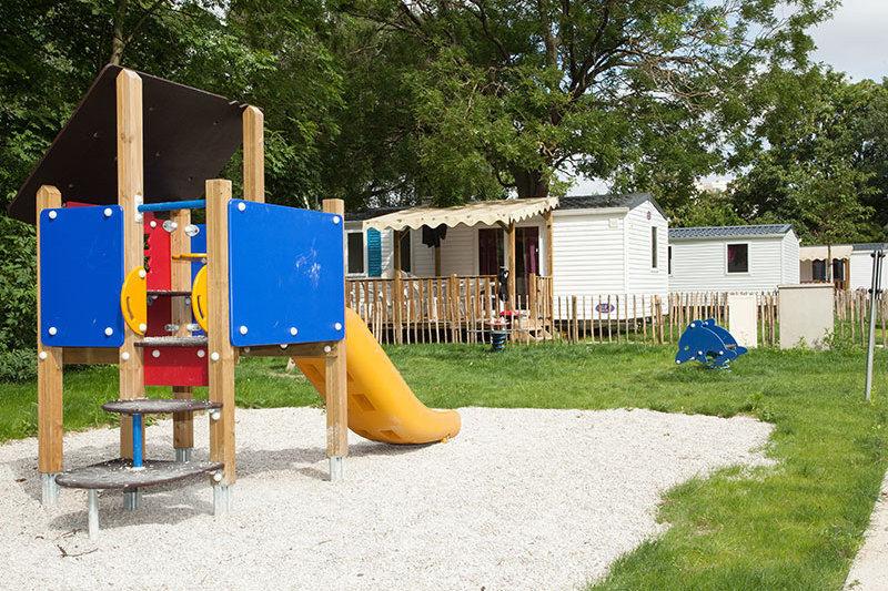 Campingplatz Paris Est Mobilheim