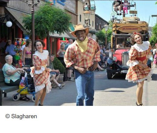 Freizeitpark Slagharen Parade