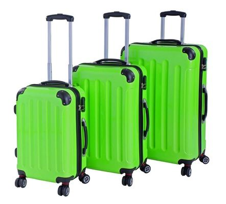 Hartschalen Trolley Grün