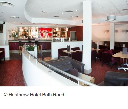 Heathrow Hotel Bath Road Lounge