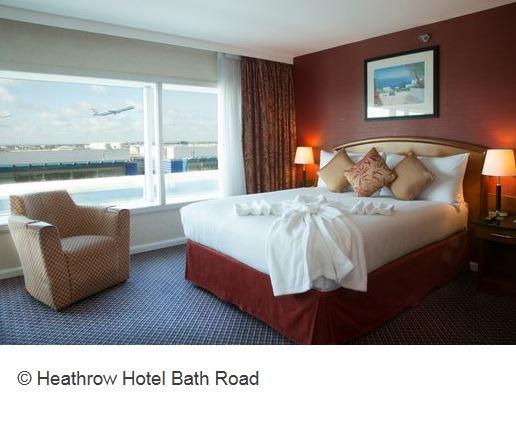 Heathrow Hotel Bath Road Zimmer
